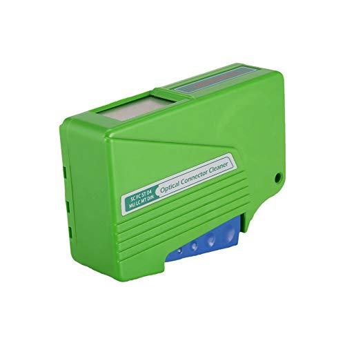 Gras-reiniger (mimagogy Glasfaser-Reinigungs Box Optical Fiber Connector-Reiniger 500 mal Cassette)