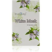 Stamford White Musk Incense Cones