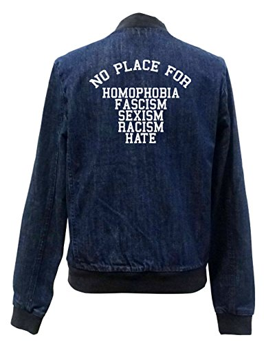 No Place For Shit Jeans Bomberjacke Girls Certified Freak-L Childrens Place Jeans