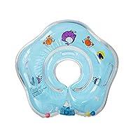 Babies Neck Swimming Float - Light Blue