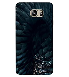 ColourCraft Abstract Design Back Case Cover for SAMSUNG GALAXY NOTE 6
