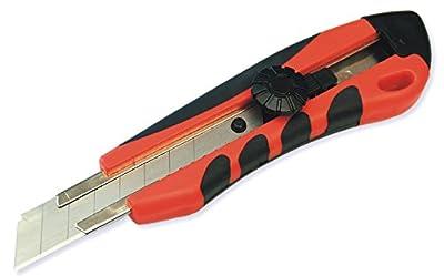 18mm Abbrechmesser Teppichmesser Allzweckmesser Heimwerker Cuttermesser Universallmesser Cutter Kutter von DWT-Germany - TapetenShop