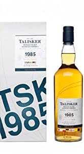 Talisker 1985 27 years old 56.1% 70cl by TALISKER