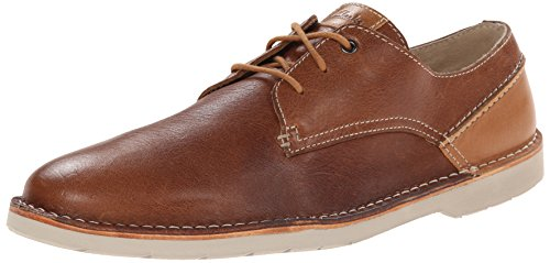 Clarks Hinton Fly Oxford Tan