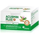Acurmin PLUS® Kurkuma-Kapseln - Das Mizell-Curcuma: Hochdosiertes Kurkuma-Extrakt mit Vitamin D3, ohne Piperin / 180 Kapseln