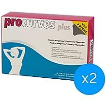 Aumento de senos - 2 Procurves Plus: Pastillas para aumentar el pecho