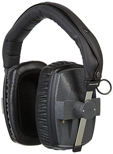 Beyerdynamic DT 150 Ohrumschließend Kopfband Schwarz - Kopfhörer (Ohrumschließend, Kopfband, Verkabelt, 5-30000 Hz, 97 dB, Schwarz) thumbnail