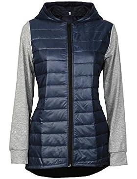 Vovotrade Las mujeres del invierno de la chaqueta parka