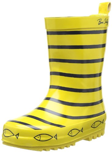 BE ONLY - Timouss, Stivali per bambini, Amarillo (Jaune), 21