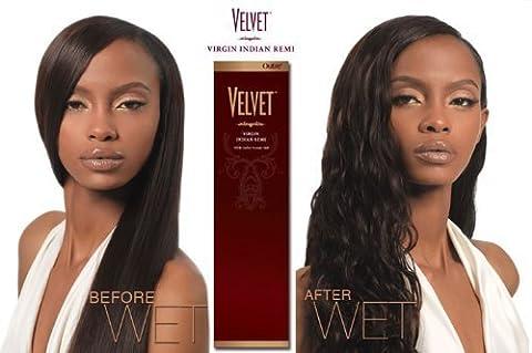 Outre Velvet Virgin Indian Remi 14 Light Brown by Velvet by Graham & Spencer