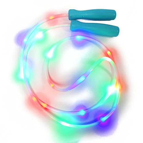 Light Up And – Skipping Ropes