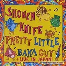 Pretty Little Baka Guy / Live in Japan [Musikkassette]