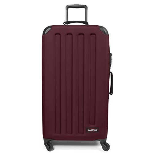 Eastpak Tranzshell L Equipaje de ruedas, 75 litros, Rojo (Luxury Merlot)