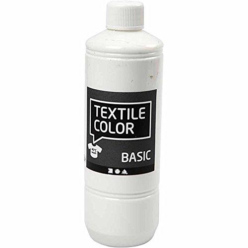 Pintura de gran calidad con base de agua - durable en uso. Precisa ser planchada para fijar y poder ser lavado