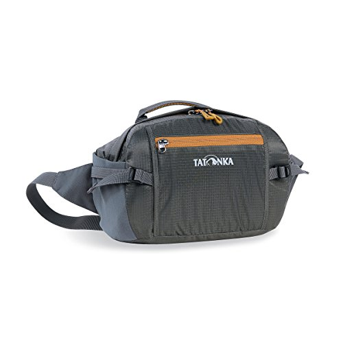 Tatonka Hip Bag M Hüfttasche, Titan Grey, 18 x 26 x 10 cm (1 Hip Bag)