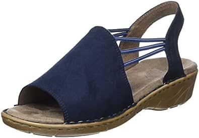 a458ca7e8c3 Jenny Women s s Korsika Closed Toe Sandals  Amazon.co.uk  Shoes   Bags