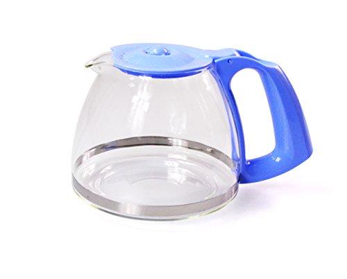 Moulinex Kaffeekanne blau Principio FG111