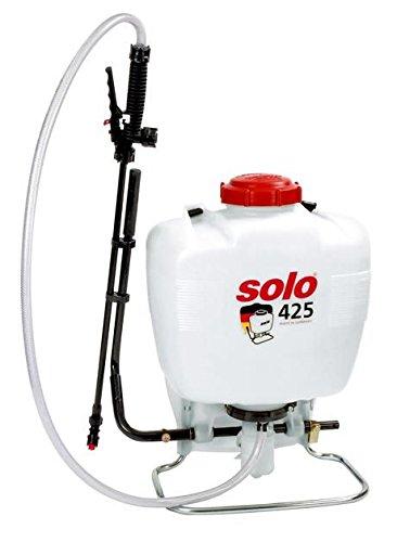 Pulvérisateur dorsal Solo 425 Classic d'une contenance de 15 litre, pression de pulvérisation max. de 4 bar