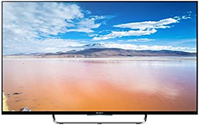 Sony kdl-43 W805 C 3d – Televisor con retroiluminación LED (Full HD, DVB-C/T2/S2, X-Reality PRO, WiFi, Smart TV, Android TV), color negro
