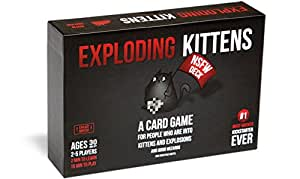 Exploding Kittens: NSFW Edition (Expliziter Inhalt - Englische Version)