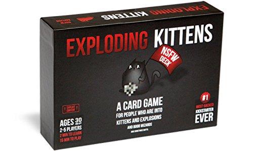 Exploding Kittens (Kartenspiel)