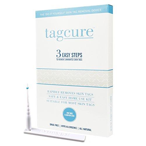 Tagcure - Set zum Entfernen von Fibrom, Warze, Stielwarze oder Hautausstülpung - schonend durch...