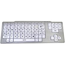 HCL Visually Impaired Person Keyboard FOR Special Needs - Teclado