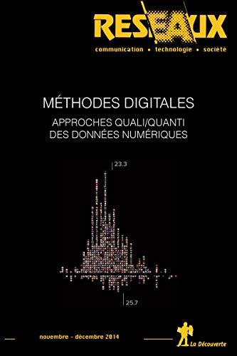 Méthodes digitales par REVUE RÉSEAUX