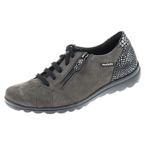 ed8ca285a78969 Mobils Ergonomic by Mephisto Camilia C2490Grey - Zapato Deportivo para  Mujer, Color Gris, Color