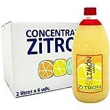 Zumo Concentrado de Limón ZiTRON - CAJA 6uds x 2litros