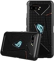 جراب XINKOE لهاتف Asus ROG Phone 2، غطاء نحيف للغاية [نحيل] [مضاد للخدش] [ماص للصدمات] [متين] لهاتف Asus ROG P
