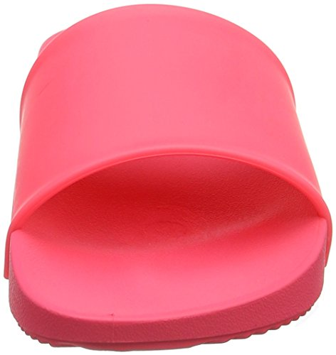 Zaxy Damen Snap Slide Zehentrenner Pink (Pink Neon)