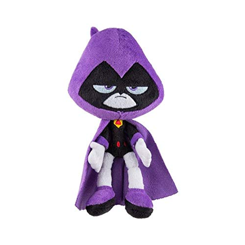 YDGHD 20 cm Cartoon Teen Titans Go Stuffed Plush Toy Kids Doll