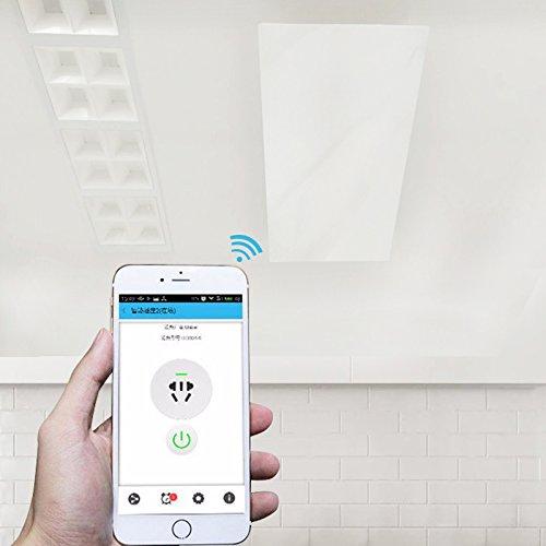 Infrarotheizung Deckenheizung 500 Watt + Steuerung per Smartphone HDW - 5
