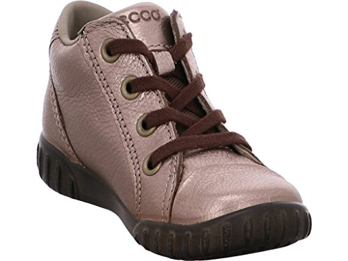 Ecco Mimic Grey Leather Boots Grey