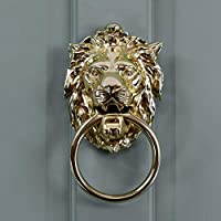 Door Knocker (The Ascot Lion)