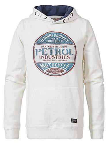 Petrol Industries Hoodie Logo rund -