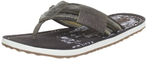 Bugatti D898116, Chaussons Sneaker Homme Marron (Coffee 686)