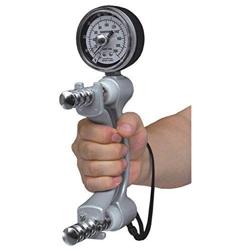 Hydraulischer Handkraftmesser inkl. Tragekoffer, Messgerät, Stärke Bewertung -