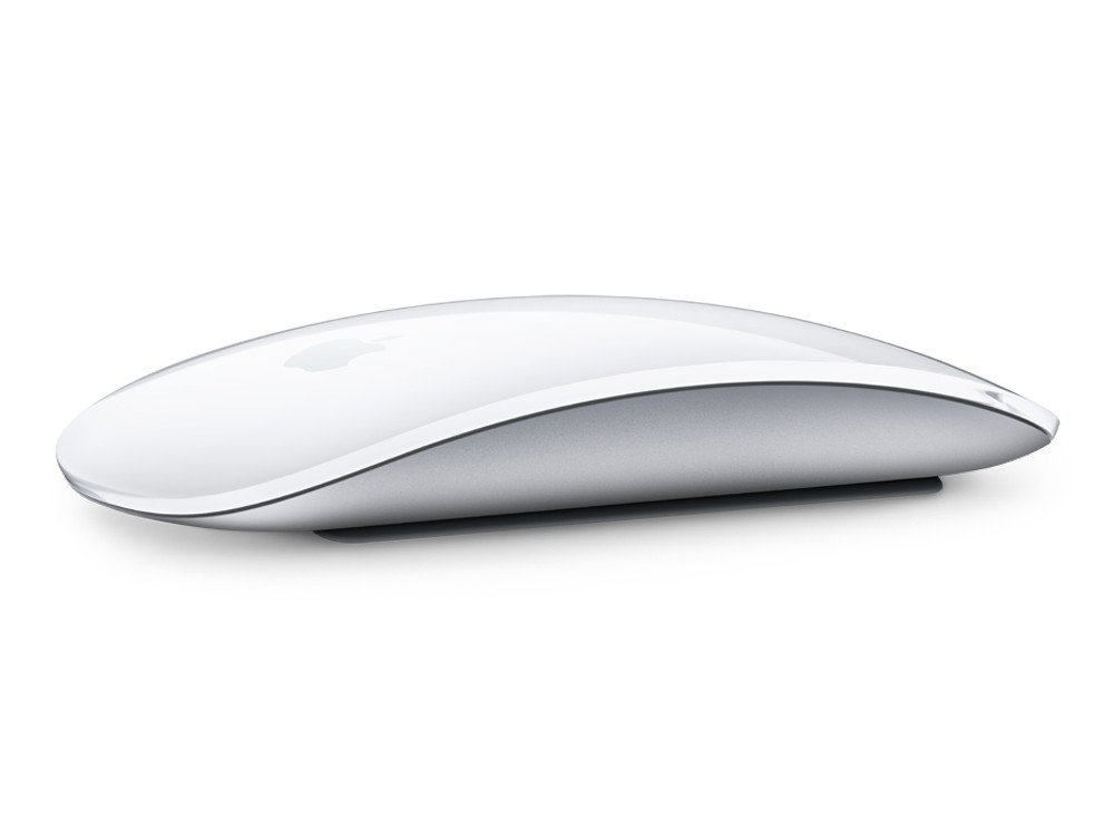 Apple Magic Mouse 2, Bluetooth, Multi-Touch