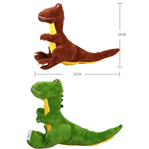 Zoom IMG-3 hilai dinosauri di animali peluche