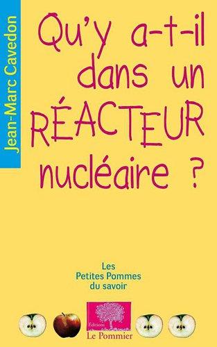 Qu'y-a-t'il dans un réacteur nucléaire ? par Jean-Marc Cavedon