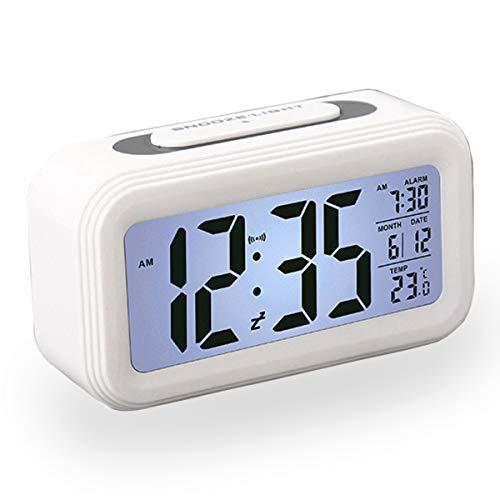 Reloj Despertador LCD Digital