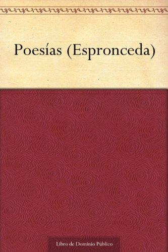 Poesías (Espronceda) por José de Espronceda