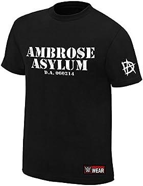 WWE - Camiseta - Manga corta - para hombre
