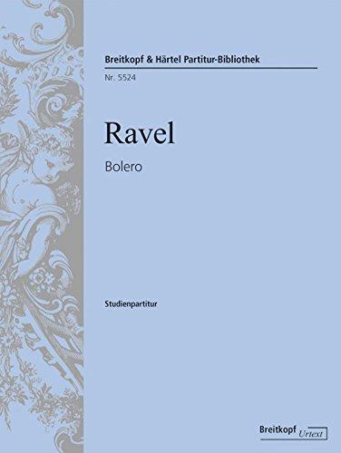 Bolero Orchestre