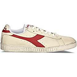 Diadora Game L Low Waxed, Sneaker a Collo Basso Unisex-Adulto