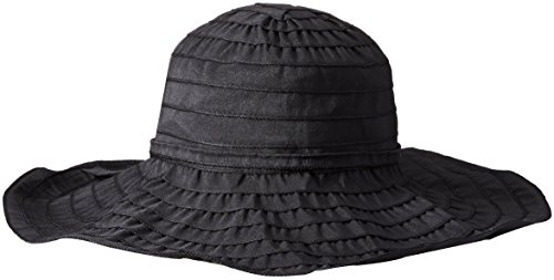 san-diego-hat-womens-packable-fashion-hat-black-one-size