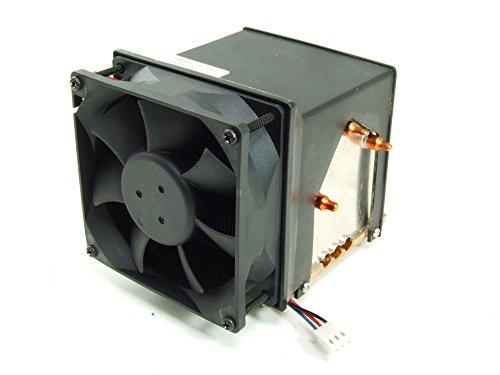 HP 382110-001 ML110 G2 ProLiant Socket 775 3-Pin Copper Heat-Pipe Cooler Kühler (Generalüberholt)
