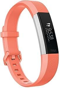 Fitbit Alta Hr Armband zur Herzfrequenz-und Fitnessaufzeichnung, Coral, S
